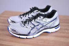 New Asics Gel-Excite 4 Running Shoes Silver/Black/Blue Men's 13