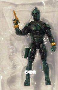 """Marvel Legends Captain Marvel LOOSE 6"""" figure GENIS-VELL only NO KREE SENTRY BAF"""