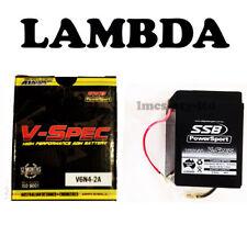 Battery 6v for Honda CT110 and CT90 Postie Bikes 6 volt posti posty
