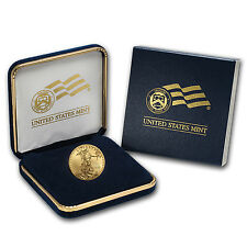 2017 1/4 oz Gold American Eagle BU (w/U.S. Mint Box) - SKU #102680