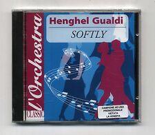 Cd HENGHEL GUALDI Softly – L'Orchestra Classic PROMO NUOVO 1966 Fonit Cetra