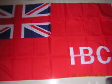 British Empire Flag Flag of the Hudson's Bay Company HBC Canada Red Ensign 3X5ft