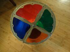Vintage Penetray Light Wheel Motorized Cellulose Preowned Good Condition Xmas