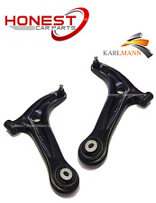 For FORD FIESTA MK7 08-13 FRONT LOWER SUSPENSION WISHBONE ARMS 1.4 1.6 & TDCi