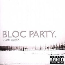 Silent Alarm [PA] by Bloc Party CD