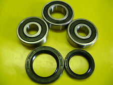 1995-2005 KAWASAKI VULCAN 800 VN800 CLASSIC REAR WHEEL BEARING & SEAL KIT 252