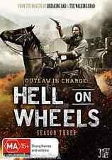 Hell On Wheels COMPLETE Season 3 : NEW DVD