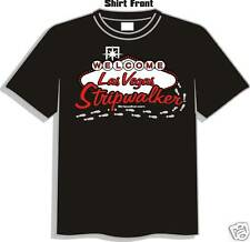 Las Vegas Stripwalker t-shirt
