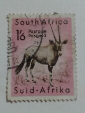 SOUTH AFRICA STAMP - 1'6