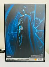 "Sideshow Collectibles Star Wars Darth Vader Deluxe ROTJ 12"" 1/6 Scale"