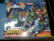 Transformers Prime Lot BEAST HUNTERS ABOMINUS Target Exclusive Predacons Rising
