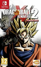 Dragon Ball Xenoverse 2 Nintendo Switch Brand New and Sealed UK PAL