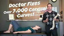 CERVICAL CURVE CORRECTION BLOCK | FIXES A STRAIGHT NECK
