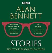 Alan Bennett: Stories: Read by Alan Bennett New Audio CD Book Alan Bennett