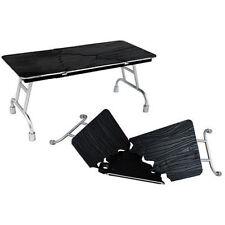 Tischteile und Zubehör in Schwarz