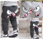 Bébé Pantalons 2-7 Ans Trousers Pants Unhappy Bird Garçons Enfants vêtement