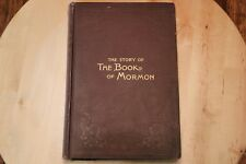 The Story of the Book of Mormon by George Reynolds 3rd Edition LDS