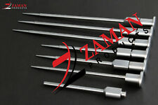 Safety Trocars 15cm 10cm 6 Pcs Orthopedic Surgical Instruments By Zp
