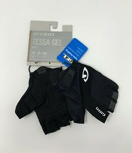 Giro Tessa Gel Women's Cycling Gloves Size Large Black New with Tags