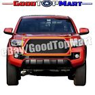 For 2016 2017 18 Toyota Tacoma Black Billet Grille 1pc Cutout Replacement Insert