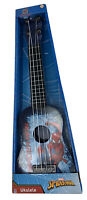 Spider Man Ukulele Marvel guitar kids New First Act Play