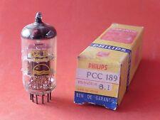 1 tube electronic PHILIPS PCC189 / vintage valve tube amplify / NOS(73)