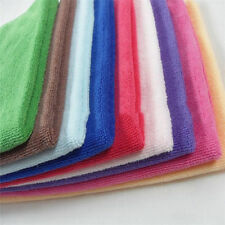 5pcs Baby Face Washers Hand Towels Cotton Wipe Soft Wash Cloth Microfiber Towels