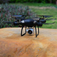 Black RC Dron HD Camera FPV Quadcopter Helicopter Toy Selfie Drone Toy Headless