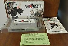 Final Fantasy VI 6 Nintendo SUPER FAMICOM SFC JAPANESE JAPAN NTSC-J JAP (2)