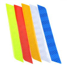 2X Reflective Warning Strip Tape Car Bumper Reflector Stickers Decals Safe Part