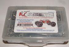 GMADE R1 CRAWLER ROCK BUGGY  RC SCREWZ SCREW KIT STAINLESS STEEL GMA001