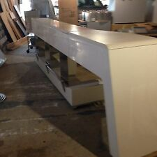 "Ifi Platinum Bar Counter with stilestone granite top 146"" lenght"