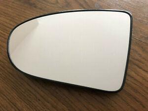 Nissan Qashqai MK1 2006 - 2013 LEFT LH N/S wing mirror glass heated 3001-845 LH