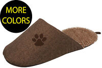 Slip-On Fashionable Designer Fashion Slipper Shoes Pet Dog Bed Mat Lounge