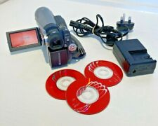 Vintage Hitachi DVDcam DZ-GX5040E UK DVD SD Camcorder TESTED SEE VIDEO