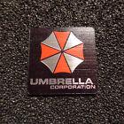 Umbrella Corporation Resident Evil Logo Label Decal Case Sticker Badge 467c