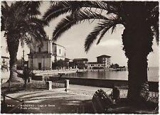 MADERNO - LAGO DI GARDA - PUNTO PITTORESCO - TOSCOLANO-MADERNO (BRESCIA) 1956