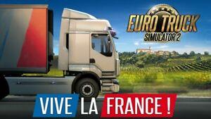 EURO TRUCK SIMULATOR 2 VIVA LA FRANCE DLC Steam