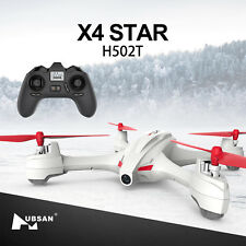 Hubsan X4 H502T 2.4G RC Quadcopter Drone with 720P CAM Auto Return GPS RTF 6Axis