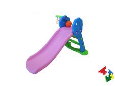 Scivolo Albero in plastica colorato per bambini Parco Giochi da giardino/camera