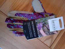 Briers Ladies Gardening Gloves. Medium Size BNWTS