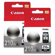 Canon 2PK PG210XL Original Black Ink Cartridge For MP230 MP240 MP250 MP270 MP280
