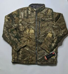 Under Armour Stealth Extreme Wool Camo Jacket 1297437-946 Men's L $300