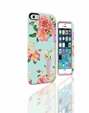 Incipio DualPro Prints Case for Apple iPhone 6/6S - Mint Rose