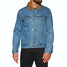 SWELL Rival Denim Jacket Blue