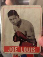 1948 Leaf Joe Louis