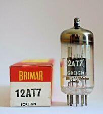 Brimar Foreign ECC81 12AT7 Valve/Tube New Old Stock (V21)