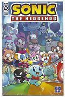 Sonic the Hedgehog #34 2020 Unread Abby Bulmer Cover A IDW Comics Evan Stanley