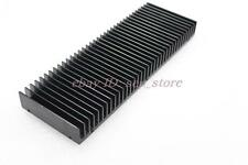 1pcs aluminum E Heatsink for Power amplifier DIY 245mm*85mm*25mm