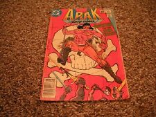 Arak Son of Thunder #9 (1981) DC Comics FN/VF